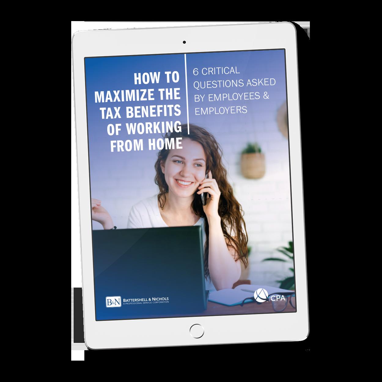 B&N PDF iPad Mockup