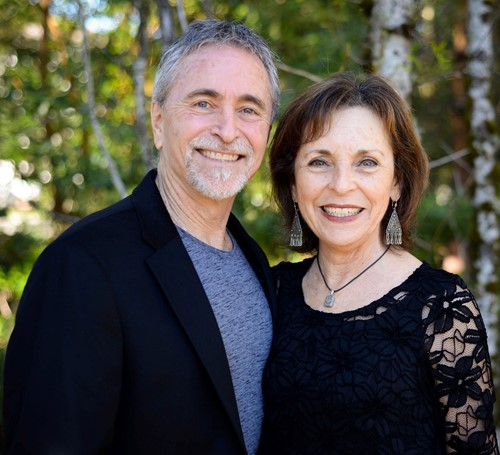 Pastor Hylan and Rita - Beit Tikvah
